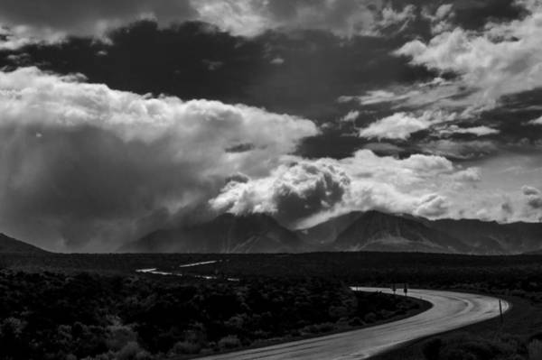Photograph - Hwy. 120 West by Cat Connor