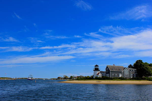 Photograph - Hyannis Harbor by Amazing Jules