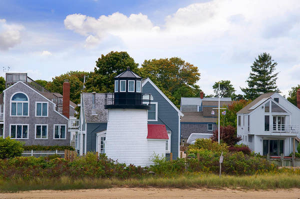 Photograph - Hyannis Light In A Naughty World by Brenda Kean