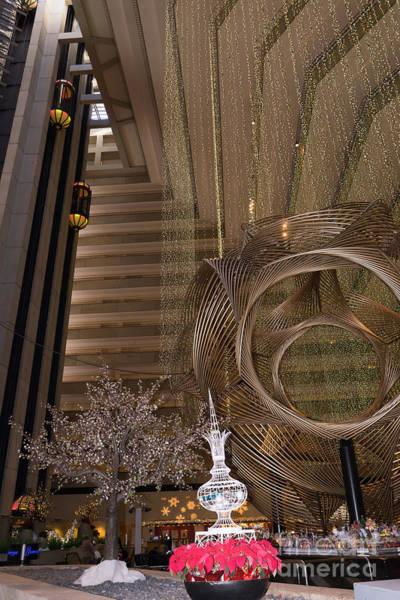 Photograph - Hyatt Regency Hotel Embarcadero San Francisco California Dsc1975 by Wingsdomain Art and Photography