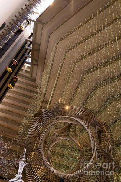 Photograph - Hyatt Regency Hotel Embarcadero San Francisco California Dsc1976 by Wingsdomain Art and Photography