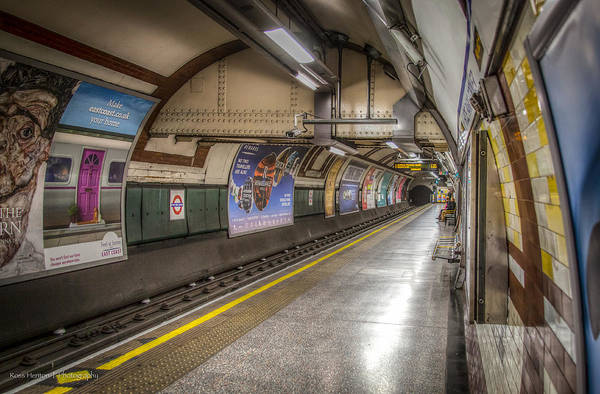 Photograph - Hyde Park Corner Station by Ross Henton