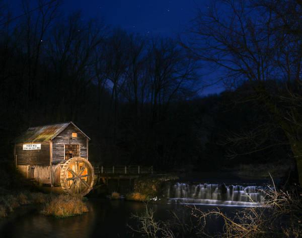 Wall Art - Photograph - Hydes Mill by Anna-Lee Cappaert