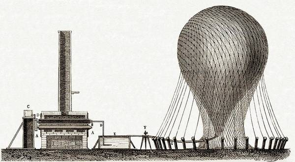 Reconnaissance Photograph - Hydrogen Gas Generator by Sheila Terry