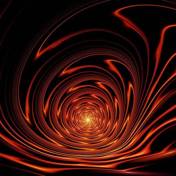 Digital Art - Hypnosis by Anastasiya Malakhova