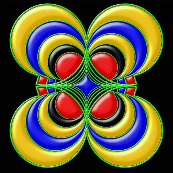 Digital Art - Hypnotic by Anastasiya Malakhova