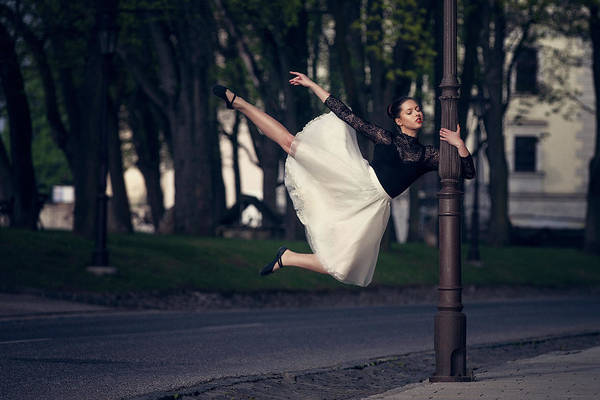 Slovakia Photograph - I Dance, I Am by Martin Krystynek Qep