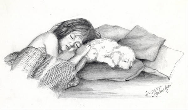 Wall Art - Drawing - I Dont Need A Nap Mom by Suzanne Schaefer