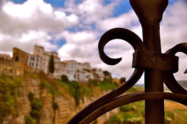 Photograph - I Dream Of Ronda by HweeYen Ong