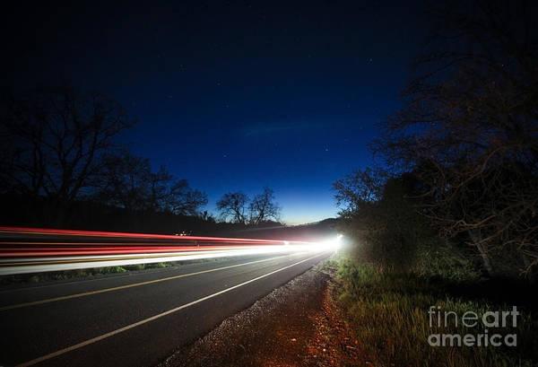 Wall Art - Photograph - I Drove All Night by Jennifer Ramirez