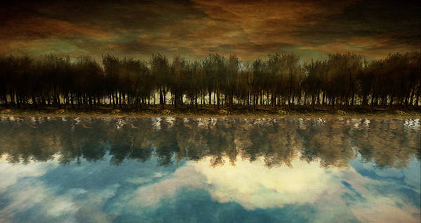 Surreal Landscape Wall Art - Digital Art - I Forget What Eight Was For by Whiskey Monday