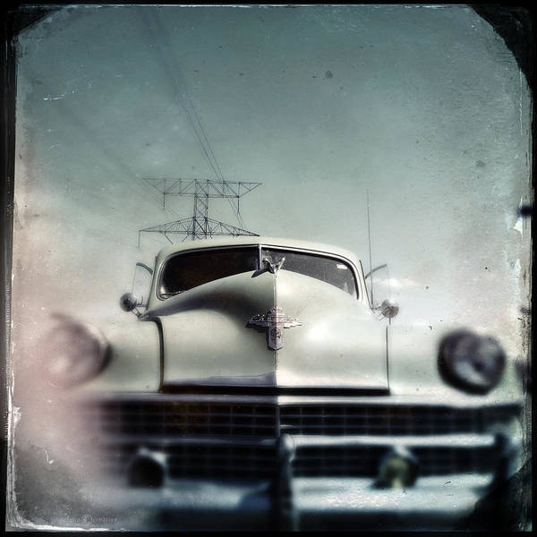 Photograph - i got me a Chrysler it's as big as a whale by Tim Nyberg