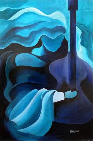 Haiti Painting - I Hear Music In The Air by Patricia Brintle