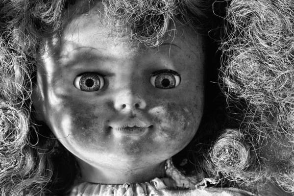 Chucky Wall Art - Photograph - I See You by JC Findley