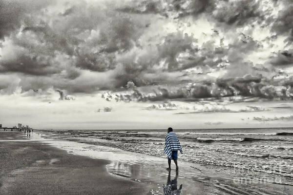 Photograph - I Walk Alone by Jeff Breiman