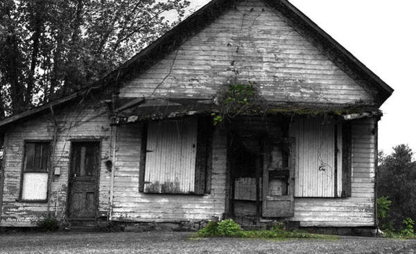 Photograph - I Was Someone's Home by David Yocum