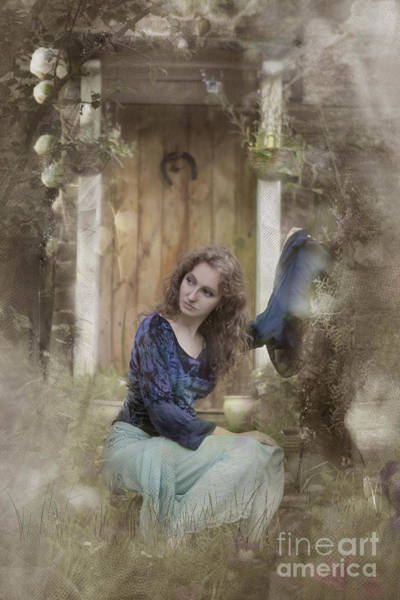 Wall Art - Photograph - I Will Be Waiting Here For You by Angel Ciesniarska