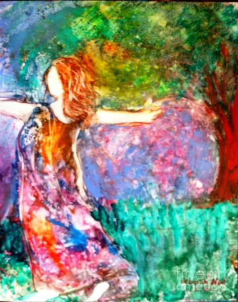 Painting - I Will Praise You by Deborah Nell