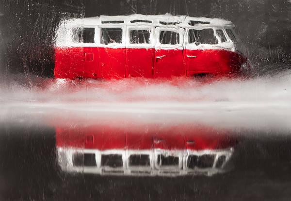 Volkswagen Photograph - Ice Age Vw 2 by Ivan Vukelic