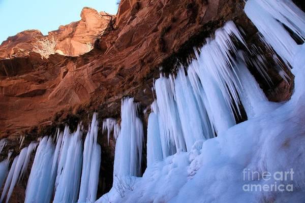 Box Canyon Wall Art - Photograph - Ice Box Canyon by Adam Jewell