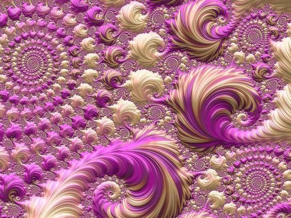 Digital Art - Ice Cream Social by Susan Maxwell Schmidt