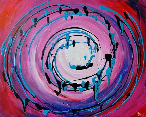 Ice Cream Swirl Art Print