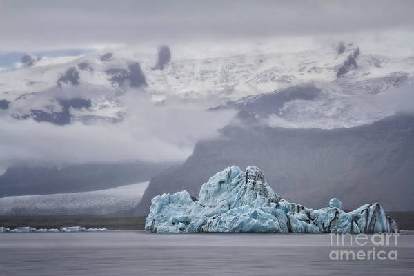 Northern Photograph - Ice Guardian by Evelina Kremsdorf