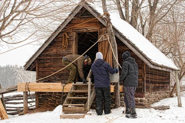 Photograph - Ice House by Keith Swango