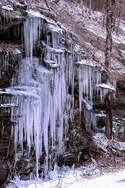 Photograph - Ice I by Carol Erikson