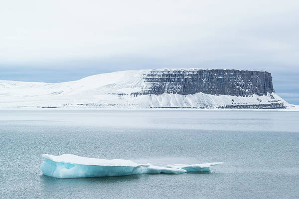 Wall Art - Photograph - Ice In Northwest Passage by Qianli Zhang