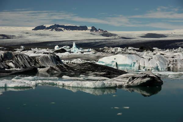 Photograph - Ice by Ivan Slosar
