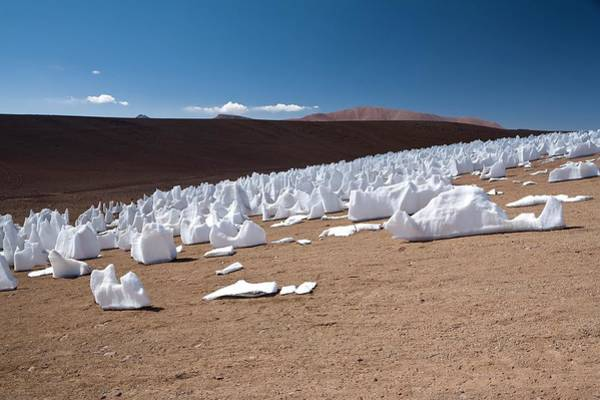 Southern Hemisphere Wall Art - Photograph - Ice Penitentes by European Southern Observatory