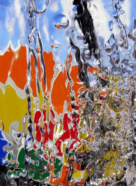 Ice Puzzle Art Print