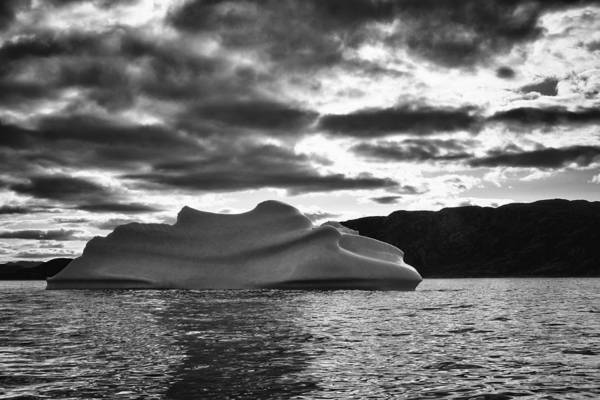Photograph - Iceberg In July by Ben Shields