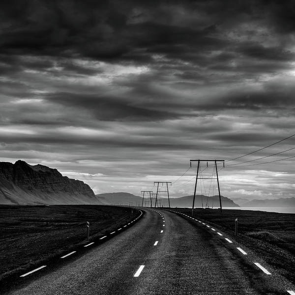 Way Wall Art - Photograph - Iceland Impressions 05 by George Digalakis