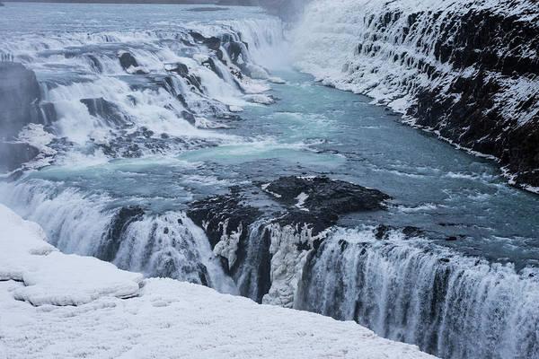 Abundance Photograph - Iceland Waterfalls by Roger Eritja