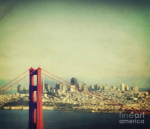 Wall Art - Photograph - Iconic Golden Gate Bridge by Jennifer Ramirez