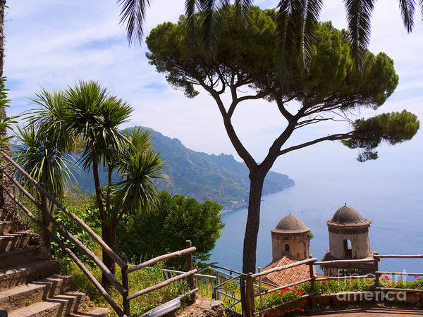 Photograph - Iconic View From The Villa Ruffalo  by Brenda Kean