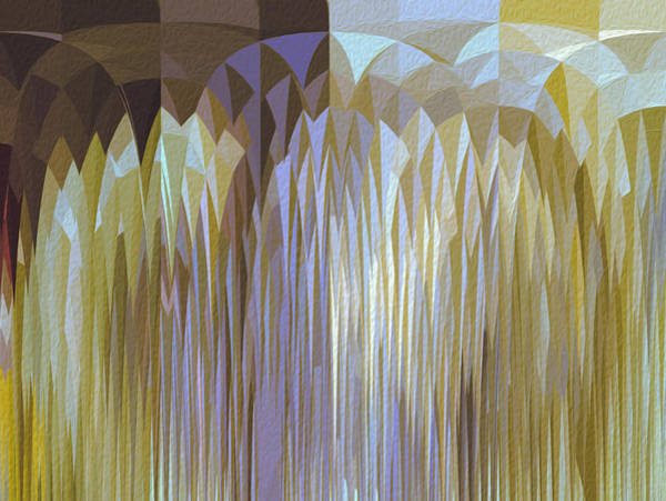 Digital Art - Icy Blast by Mihaela Stancu