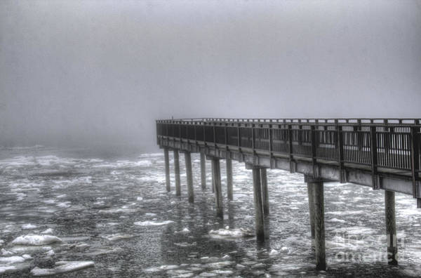 Photograph - Icy End by Jim Lepard