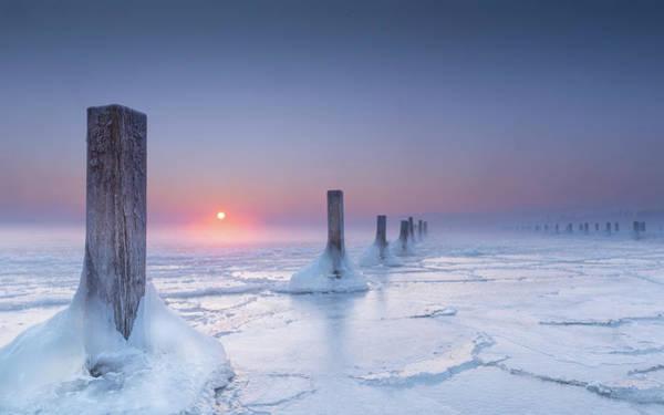 Wall Art - Photograph - Icy by Ulrike Eisenmann