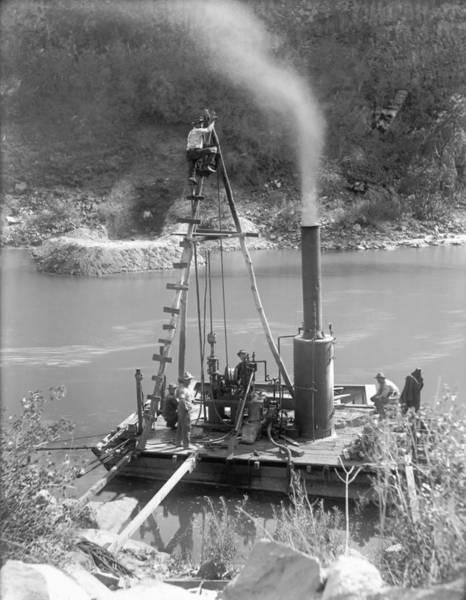 Wall Art - Photograph - Idaho Irrigation, 1910 by Granger