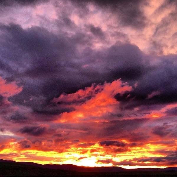 Wall Art - Photograph - Idaho Sunset  by Jake Harral