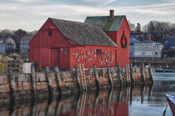 Photograph - idle tyme at Motif 1 by Jeff Folger