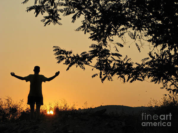 Photograph - If I Rise by Daliana Pacuraru