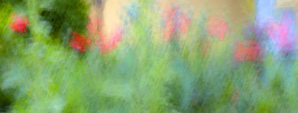 Giverny Photograph - If My Front Yard Was Giverny by Theresa Tahara