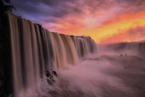 Arrival Photograph - Iguazu Falls by Piriya Photography
