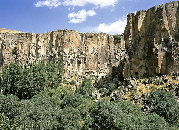 Wall Art - Photograph - Ihlara Gorge, Turkey by Kenneth Murray