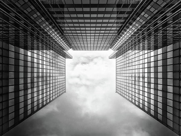 Wall Art - Photograph - I_i & Cloud by Holger Droste