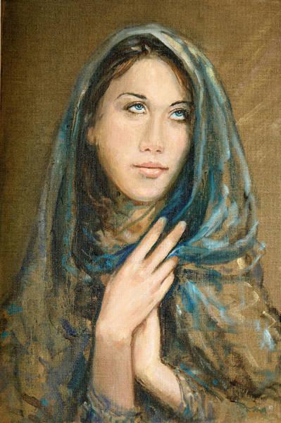 Painting - Ikesia by Sefedin Stafa